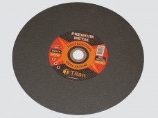 Диск отрезной по металлу PREMIUM 400*3.2*32мм (ув.ресурс на 50%)