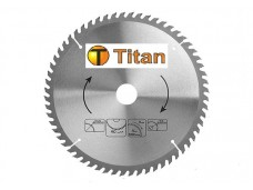Пильный диск, размер:125x22x48T, ТВЕРДОСПЛАВНАЯ ПЛАСТИНА ВК8, Titan