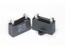 2мкф 450VAC 5% 37х15х25mm CBB61-C КЛЕММЫ конденсатор