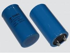 100 мкф 300VAC 5% 34х82mm CD60-J 4 КЛЕММЫ конденсатор