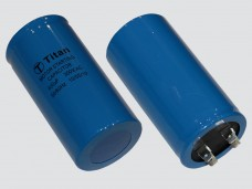 400 мкф 300VAC 5% 50х100mm CD60-J 4 КЛЕММЫ конденсатор