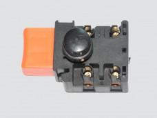 Выключатель MS02 для пилы Rebir 5107 (толстый фиксатор) FA2-10/2W 10(10)А Titan