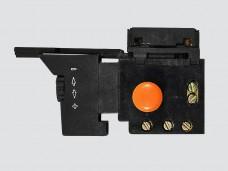 Выключатель для дрели Фиолент МСУ -2 5(5) A (аналог Ломов )рег.оборотов, толстый фиксатор Titan