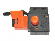 Выключатель FA2-4/1BEK-6(6)А с регулятором оборотов и реверсом для дрели (Китай) Topex
