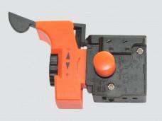 Выключатель реверс загн. вверх, с рег.оборотов 6(6)А для дрели (Китай) DWT