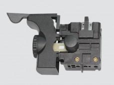Выключатель для дрели Интерскол ДУ-1000 с реверсом и рег.оборотов FA2-4/1BEK-6(6)A Titan