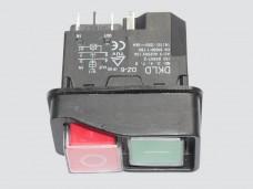 Выключатель KLD-28 на сверлильный станок,бетономешалку, компрессор (стар. образца, 4 клеммы) 16(12А