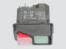 Выключатель KLD-28A на сверлильный станок,бетономешалку, компрессор (нов. обр.,5 клеммы)16(12А)