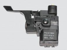 Выключатель для перфоратора Bosch 2-24 с регулятором оборотов FA2-4/1BEK 6(6)А Titan