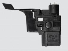 Выключатель для перфоратора, дрели Bosch 2-24,GBM400-500RE без регулятора оборотов FA2-4/1BEK 6(6