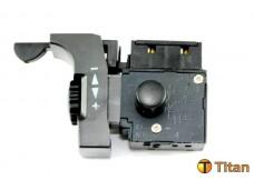 Выключатель (кнопка) для дрели Китай 8А.