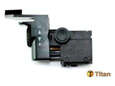 Выключатель для П-26/800, П-28/480 со вставкой, для лобзика МП-65-01 без вставки