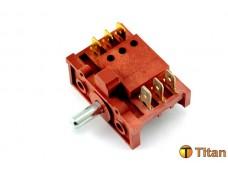 Переключатель электроплиты 6 контактов