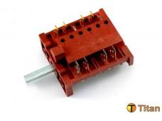 Переключатель электроплиты 8 контактов