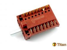 Переключатель электроплиты 16 контактов