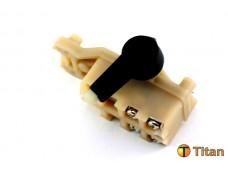 Выключатель подходит для УШМ 230 мм BOSCH