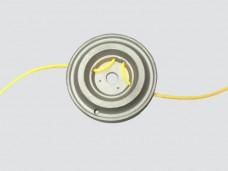Головка режущая для триммера алюминевая на две струны (посад. 25,4мм) Titan