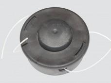 Головка режущая для триммера полуавтомат подача на 4 лески (M10x1,25 левая) Titan