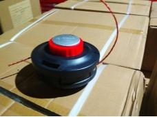 Головка режущая для триммера с подшипником , полуавтомат. легкая заправка лески, (M10x1,25) Вместимо