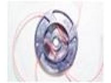 Головка режущая для триммера, резьба М10х1,25 алюминий FREZER