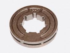 Венец чашки привода (3/8-7) МАЛЫЙ ( D-36, 5мм, d-19 mm) для бензопилы Stihl 180 Titan