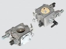 Карбюратор для бензопилы 52см3, латунные комплектующие Titan