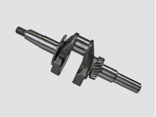 Коленвал для двигателя 168 F Titan