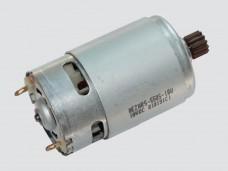 Двигатель для шуруповерта 14.4V (D-37мм, L-75мм, диаметр шестерни-10мм, число зубов-12.) скос Titan