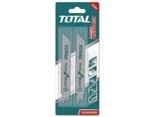 Набор полотен для сабельной пилы 2 шт (металл) 150mmX19mmX0,9mm, Bi-Metal TOTAL