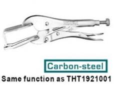 Зажим струбцина для сварочных и монтажных работ 230 мм TOTAL